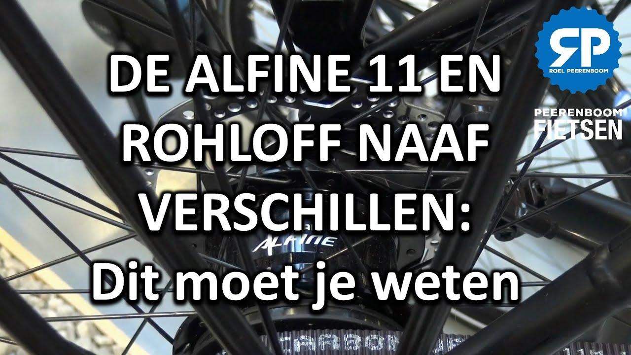 DE ALFINE 11 EN ROHLOF NAAF VERSCHILLEN: Dit moet je weten