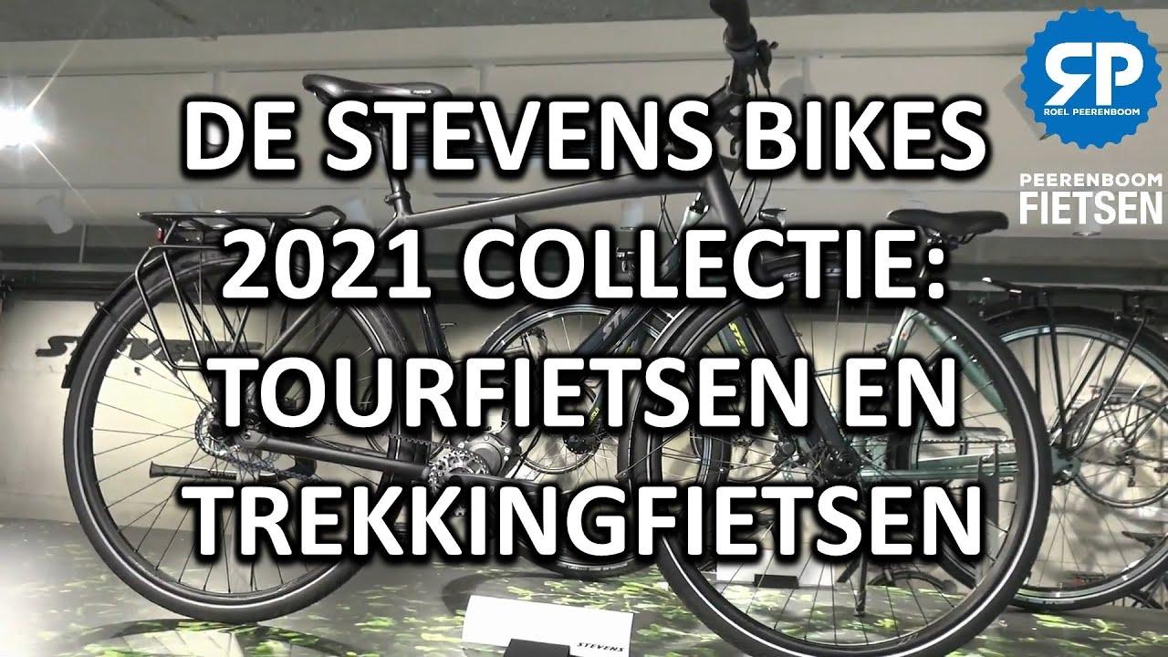 DE STEVENS BIKES 2021 COLLECTIE: TOURFIETSEN EN TREKKINGFIETSEN